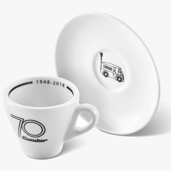 Condor Espresso and Coffee Cup Set