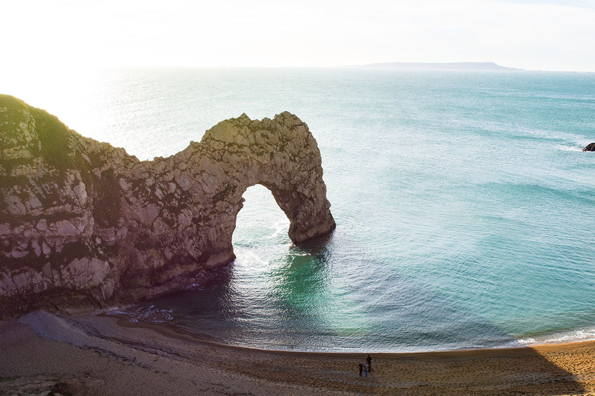 Durdle Door in Wareham by Will Broomfield