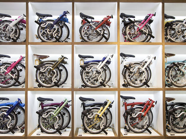 Brompton will be showcasing on the Condor stand