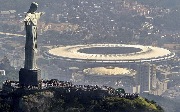 Maracana stadium will host Olympic ceremonies