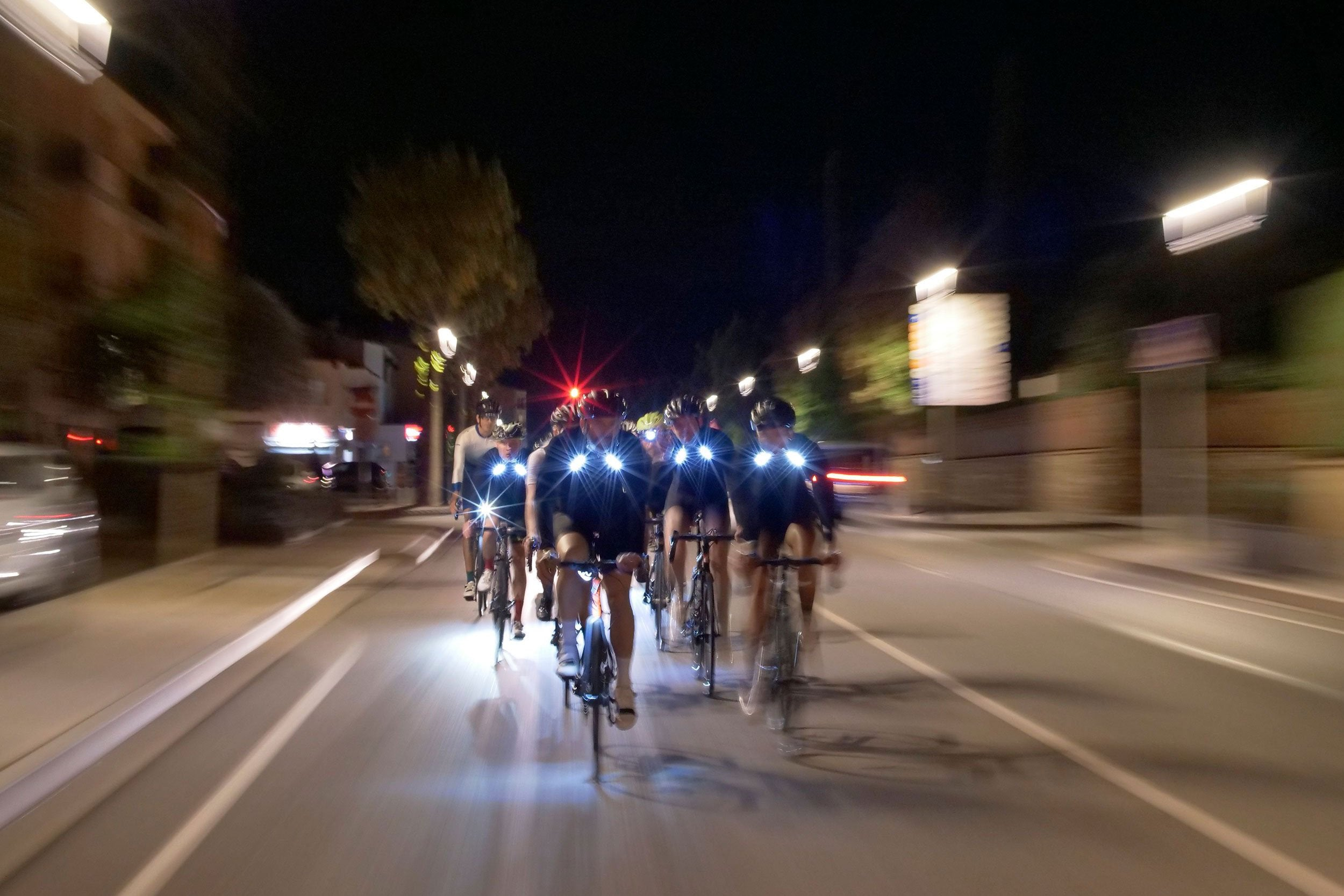 Metier Clothing and Condor Night Ride