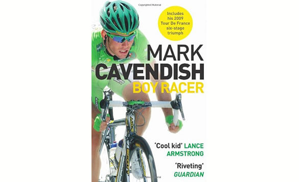 Boy Racer by Mark Cavendish