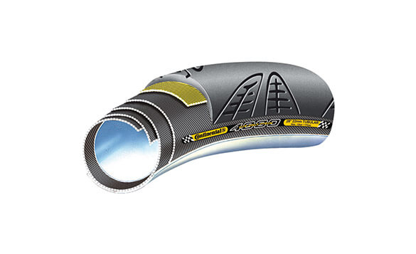 Continental Grand Prix 22mm Tubular Tyre