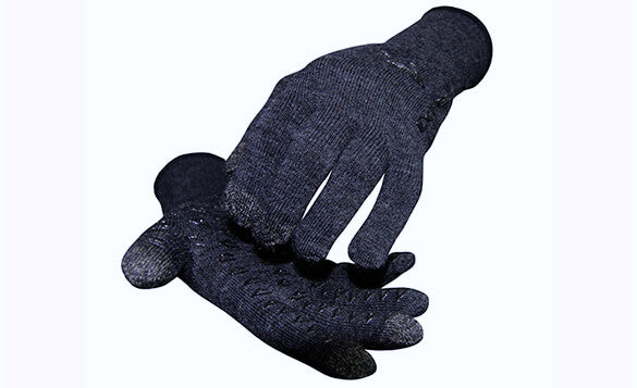 DeFeet DuraGlove Electronic Touch Wool Gloves