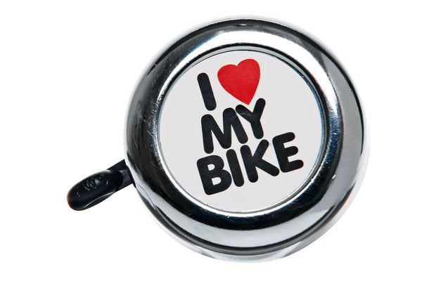 I Love My Bike Bell