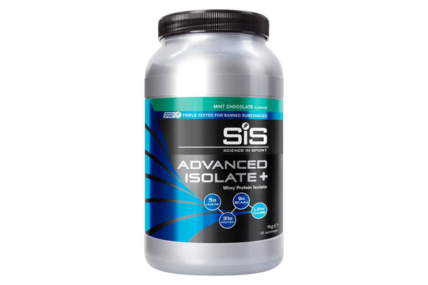 SiS Advanced Isolate + Mint Chocolate Powder - 1kg
