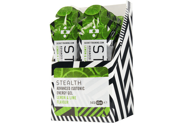 Stealth Isotonic Energy Gel