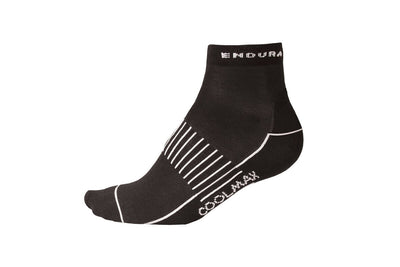Endura Coolmax Race II Ankle Socks (Triple Pack)