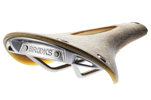 Brooks Cambium C17 Carved Saddle