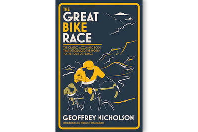 The Great Bike Race by Geoffrey Nicholson