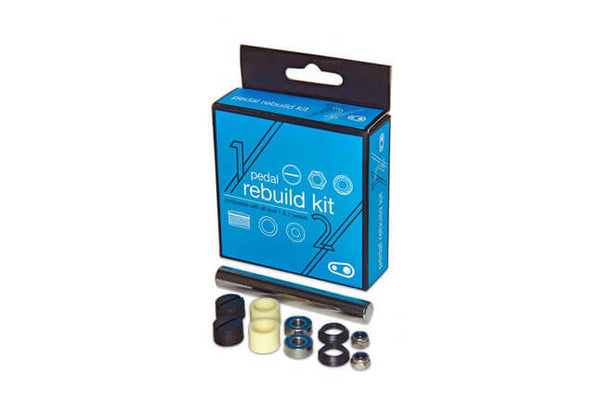 Crank Brothers Pedal Rebuild Kit (Level 1 and 2)