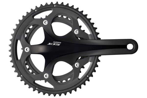 Shimano 105 FC-5750 Compact 10 Speed Chainset