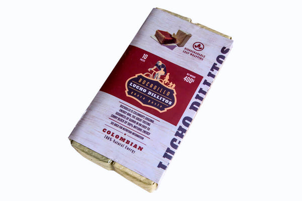 Lucho Dillitos Guava Paste Natural Energy Bar