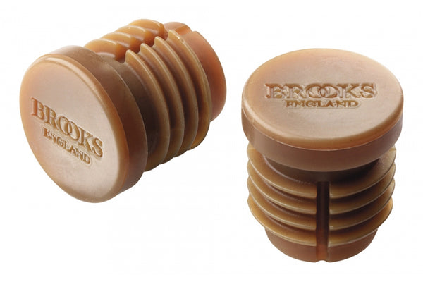 Brooks Rubber Bar End Plugs