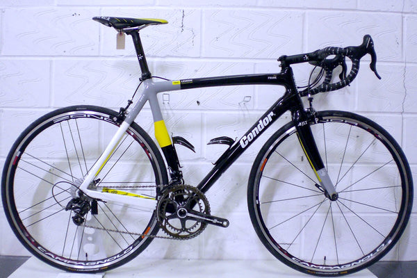 Condor Leggero 55cm Ex-Team Road Bike