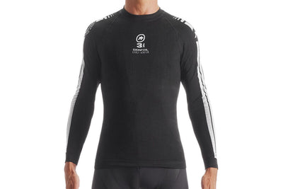 Assos Long Sleeve Skinfoil Base Layer Evo 7