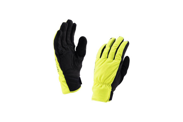 SealSkinz Brecon Hi - Vis Glove