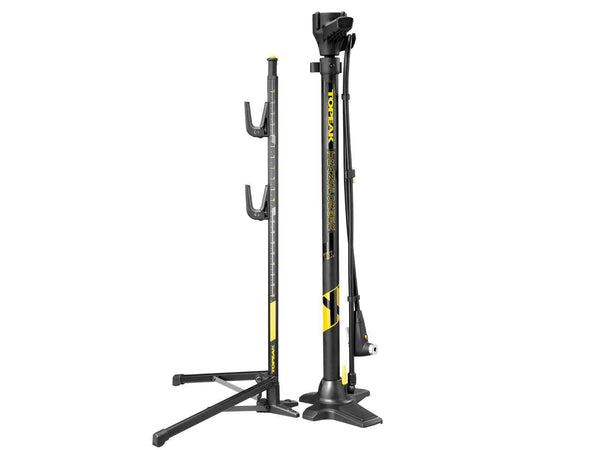 Topeak Transformer XX Floor Pump With Detachable Bike-Stand
