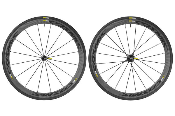 Mavic Cosmic Carbone 40 Elite Clincher - WTS
