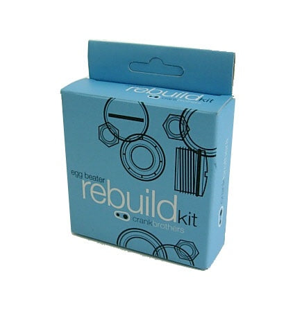 CRANK BROTHERS Egg Beater Rebuild Kit - Orginal 02