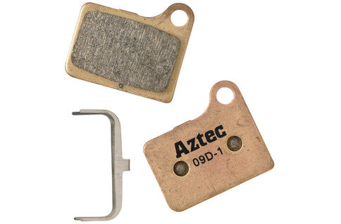 Aztec Sintered Disc Brake Pads for Shimano