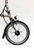 Brompton M6L Nickel Superlight Edition Folding Bike