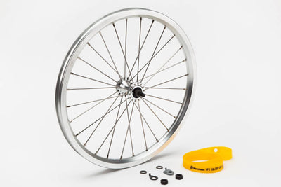 Brompton Front Wheel including Fittings