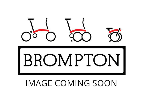 Brompton H6L Nickel Superlight Edition Folding Bike