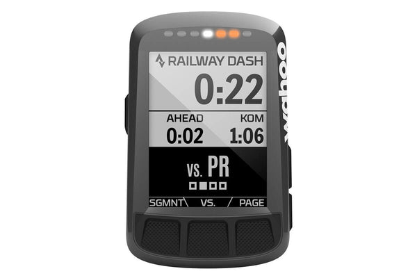 Wahoo Elemnt BOLT GPS Cycle Computer with Sensors