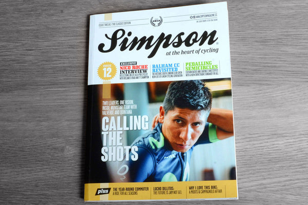 Simpson Magazine - Issue 12