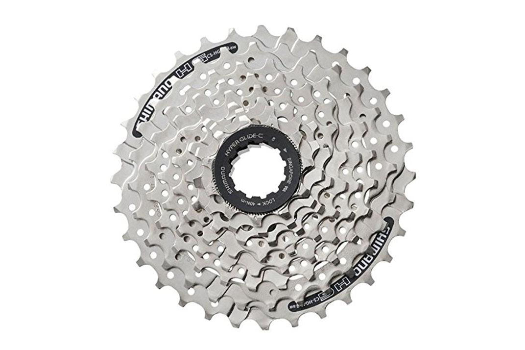 Cycling Shimano Hyperglide Bicycle Cassette See Pics!