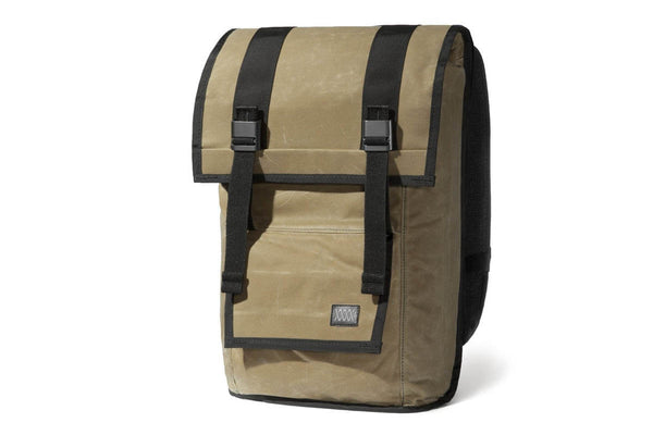 Mission Workshop Sanction Waxed Canvas Backpack