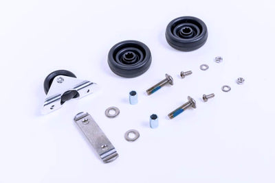 Brompton Roller Wheel Set with Fittings