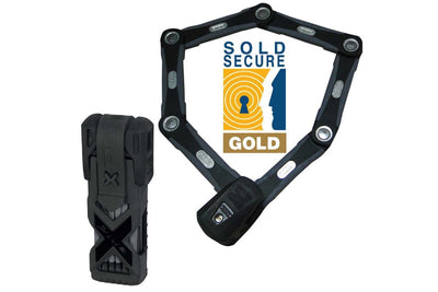 ABUS Bordo Granit XPlus Folding Lock