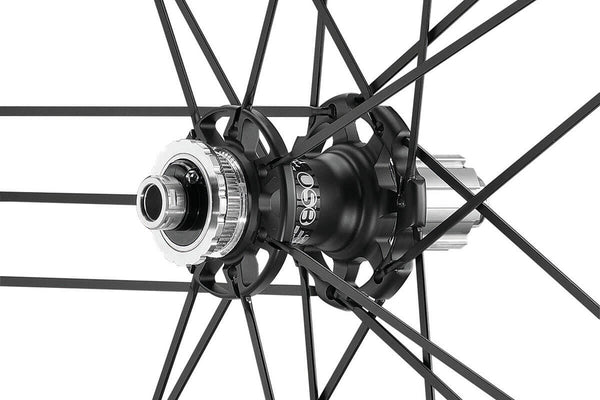 Campagnolo Shamal Disc Thru-Axle Wheelset