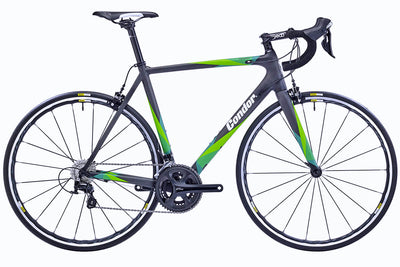 Condor Potenza Shimano 105 Road Bike Package | Lightweight performance carbon road bike at exceptional value
