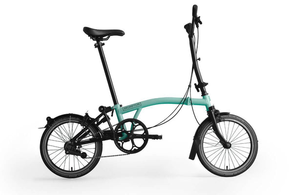 Brompton M6L Black Edition 2020 Folding Bike
