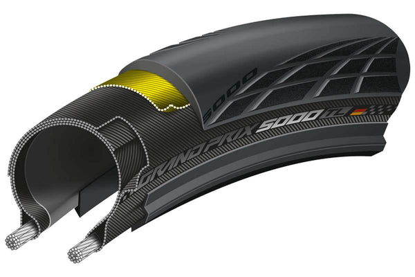 Continental Grand Prix 5000 Tubeless Tyre