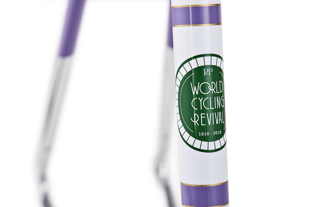 Condor Classico Pista 70th Anniversary Frameset | A limited run in the colours of our first team, Condor Mackeson