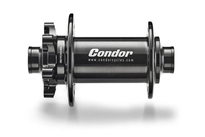 Condor Supremacy Thru-Axle Front 6-Bolt Disc Hub