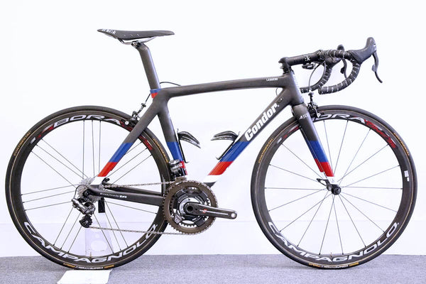 Condor Leggero 52cm Team Road Bike | Equipped with Campagnolo Record 11 EPS