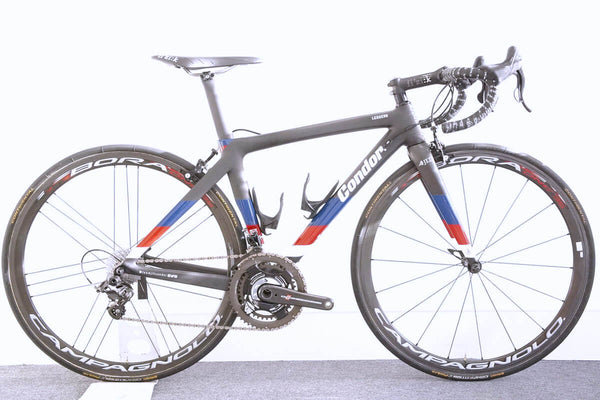 Condor Leggero 46cm Team Road Bike | Equipped with Power2Max Power Meter
