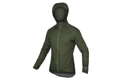 Endura MTR Shell Jacket With Removable Hood