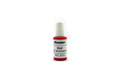 Condor Touch Up Paint for Brompton - Red