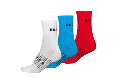 Endura Coolmax® Race Sock (Triple Pack)