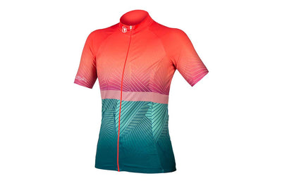 Endura Women's Lines Short Sleeve Jersey