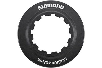 Shimano SM-RT81 Centerlock Lockring and Washer