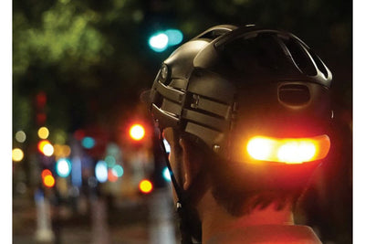 Overade Blinxi Smart Indicator Helmet Light