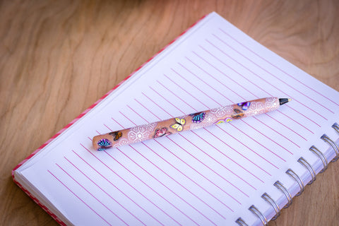 Brilliant Butterfly Pen