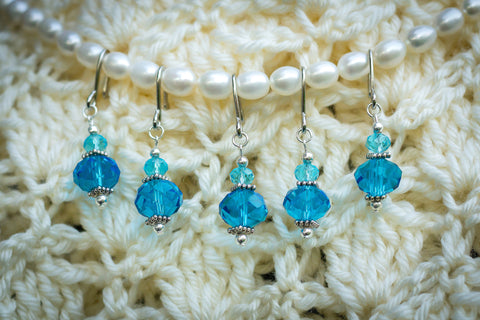 Lake Superior Stitch Markers